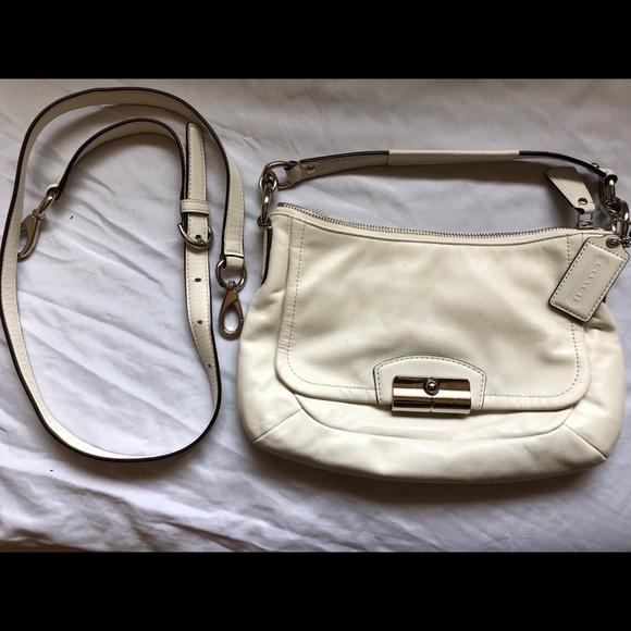 Coach Bags   Kristen Leather Crossbody Bag Handbag Purse   Poshmark d135d271c1